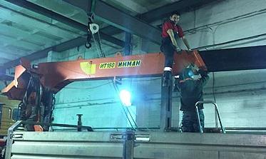 ремонт манипуляторов в Москве