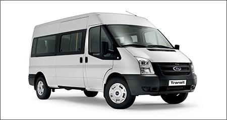 обслуживание и диагностика Ford Transit
