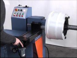 Восстановление тормозного барабана с помощью проточки