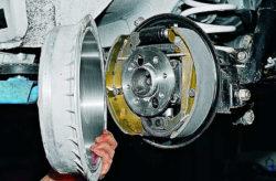 Ремонт и замена грузового тормозного барабана